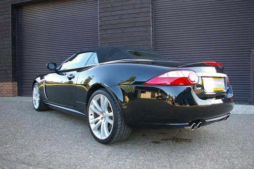 2008 Jaguar XKR 4.2 S/C Automatic Convertible (57,453 miles) SOLD (picture 3 of 6)