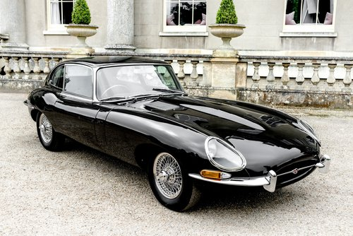 1967 Jaguar E-Type 2+2 Series 1 - Full Concours Restoration SOLD (picture 1 of 6)