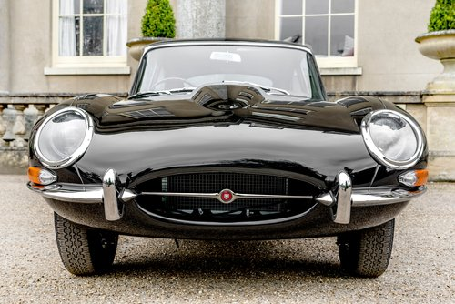 1967 Jaguar E-Type 2+2 Series 1 - Full Concours Restoration SOLD (picture 3 of 6)