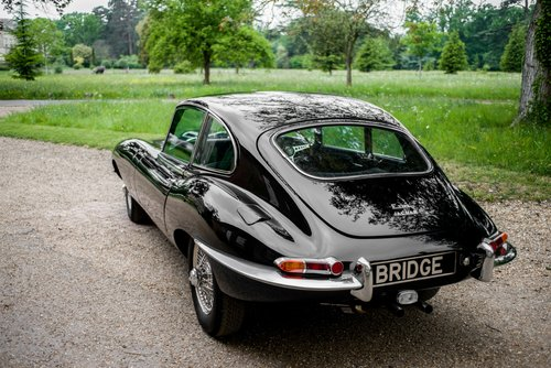 1967 Jaguar E-Type 2+2 Series 1 - Full Concours Restoration SOLD (picture 6 of 6)
