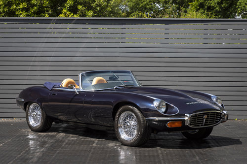 1972 BEACHAM JAGUAR E-TYPE V8 4.2 S, LHD, 2015 For Sale (picture 1 of 6)