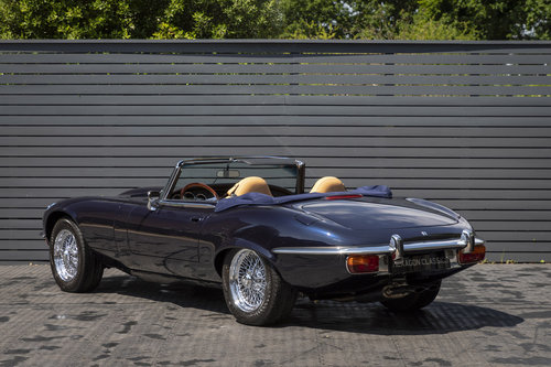 1972 BEACHAM JAGUAR E-TYPE V8 4.2 S, LHD, 2015 For Sale (picture 2 of 6)