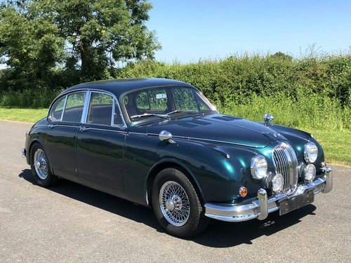 1961 Jaguar MK II Coombs Replica 4.2 Automatic SOLD (picture 3 of 6)
