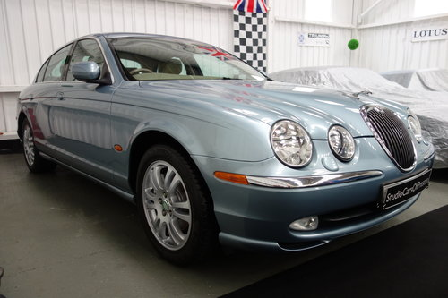 2007 Jaguar S-Type SE 2.7 D 50'000 miles fsh Immaculate. SOLD (picture 1 of 6)