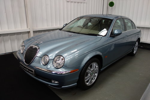 2007 Jaguar S-Type SE 2.7 D 50'000 miles fsh Immaculate. SOLD (picture 2 of 6)