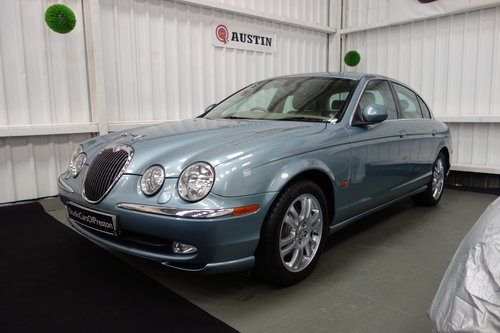 2007 Jaguar S-Type SE 2.7 D 50'000 miles fsh Immaculate. SOLD (picture 3 of 6)
