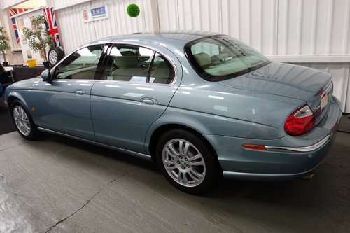 2007 Jaguar S-Type SE 2.7 D 50'000 miles fsh Immaculate. SOLD (picture 4 of 6)