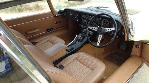 1971 JAGUAR E TYPE V12 COUPE AUTO *RARE* For Sale (picture 3 of 6)