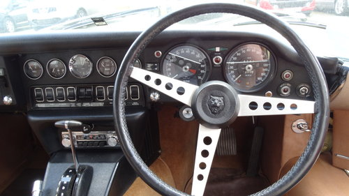 1971 JAGUAR E TYPE V12 COUPE AUTO *RARE* For Sale (picture 4 of 6)
