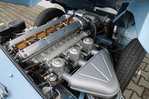 1964 Jaguar E Type S1 FHC / nut and bolt restauration For Sale (picture 5 of 6)