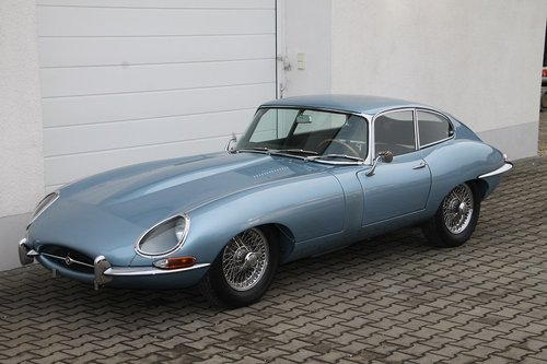 1964 Jaguar E Type S1 FHC / nut and bolt restauration For Sale (picture 6 of 6)
