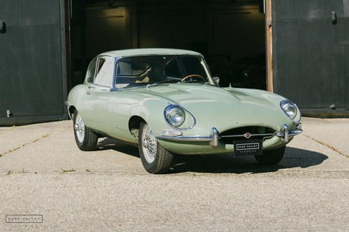 1968 Jaguar E-Type 4.2 Series 1.5 2+2 SOLD (picture 1 of 6)