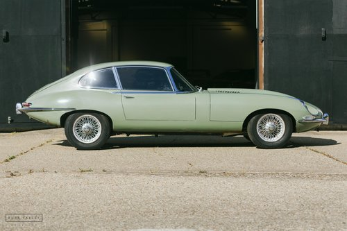 1968 Jaguar E-Type 4.2 Series 1.5 2+2 SOLD (picture 2 of 6)