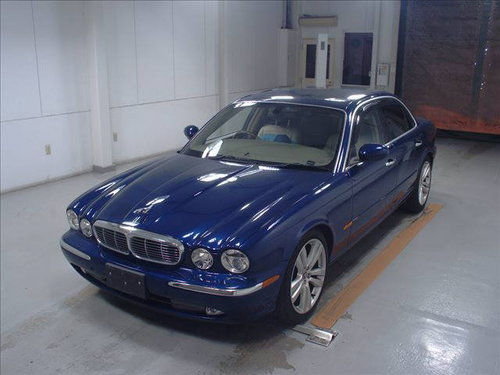 2003 Jaguar X350 XJ8 Only 43k from new with FSH For Sale (picture 1 of 4)