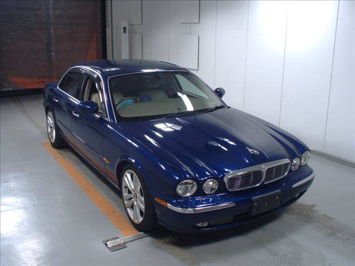 2003 Jaguar X350 XJ8 Only 43k from new with FSH For Sale (picture 2 of 4)