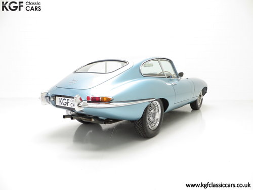 1965 A Beautiful UK RHD Jaguar E-Type Series 1 4.2 FHC SOLD (picture 5 of 6)