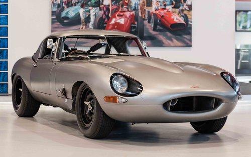 1962 Jaguar E-Type LWR Lightweight Replica POA For Sale (picture 1 of 6)