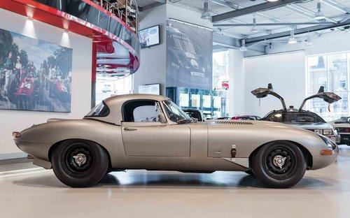 1962 Jaguar E-Type LWR Lightweight Replica POA For Sale (picture 2 of 6)