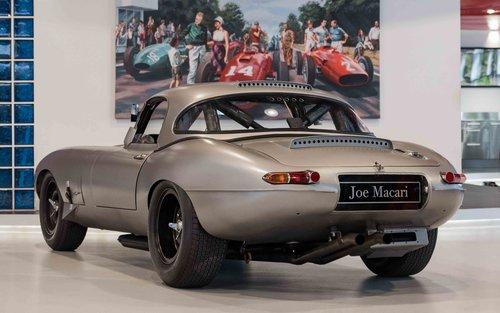 1962 Jaguar E-Type LWR Lightweight Replica POA For Sale (picture 3 of 6)
