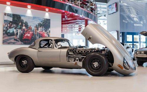 1962 Jaguar E-Type LWR Lightweight Replica POA For Sale (picture 4 of 6)