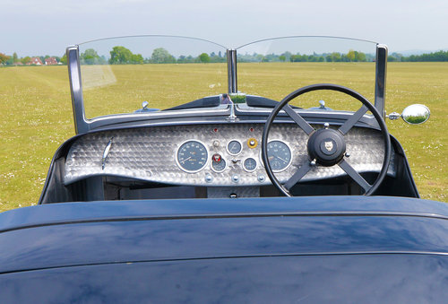 1946 Jaguar Mark IV 2.5 Litre Trossi Style Special SOLD (picture 4 of 6)
