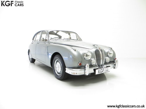 1967 A Delightful Jaguar Mk2 2.4 Litre with 51,025 Miles SOLD (picture 1 of 6)