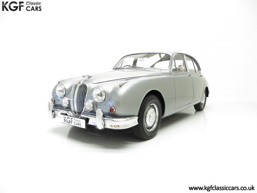 1967 A Delightful Jaguar Mk2 2.4 Litre with 51,025 Miles SOLD (picture 2 of 6)