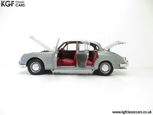 1967 A Delightful Jaguar Mk2 2.4 Litre with 51,025 Miles SOLD (picture 3 of 6)