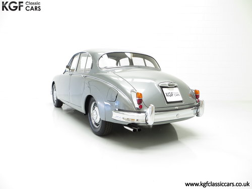1967 A Delightful Jaguar Mk2 2.4 Litre with 51,025 Miles SOLD (picture 4 of 6)