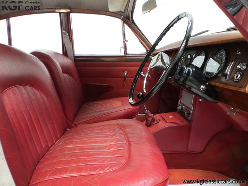 1967 A Delightful Jaguar Mk2 2.4 Litre with 51,025 Miles SOLD (picture 6 of 6)
