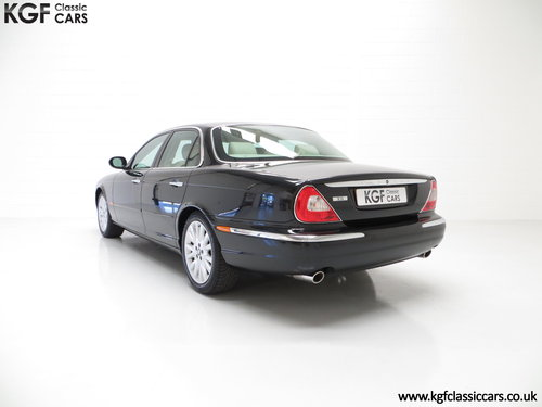 2003 A Sensuous Jaguar XJ6 3.0SE X350 with14,258 Miles SOLD (picture 4 of 6)