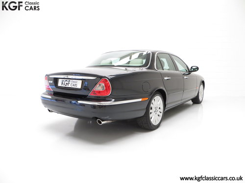 2003 A Sensuous Jaguar XJ6 3.0SE X350 with14,258 Miles SOLD (picture 5 of 6)