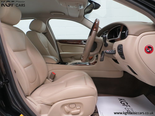2003 A Sensuous Jaguar XJ6 3.0SE X350 with14,258 Miles SOLD (picture 6 of 6)