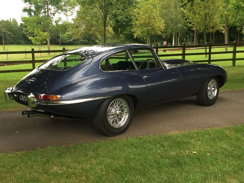 Concours 1966 E Type Series 1 FHC, Home Market For Sale (picture 2 of 6)