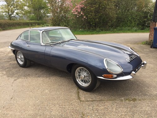 Concours 1966 E Type Series 1 FHC, Home Market For Sale (picture 6 of 6)