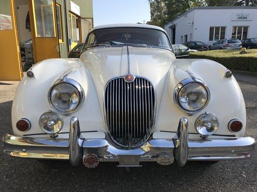 1958 Jaguar XK 150 3.4 Coupé  RHD For Sale (picture 2 of 6)