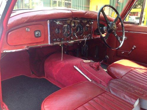 1958 Jaguar XK 150 3.4 Coupé  RHD For Sale (picture 5 of 6)