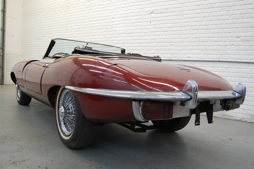 1969 Jaguar XKE E-type Roadster Project, needs TLC For Sale (picture 2 of 6)