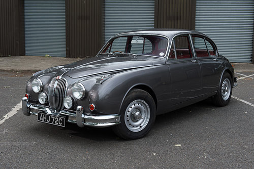 Newly rebuilt Jaguar Mk2s to high and bespoke specification For Sale (picture 3 of 6)