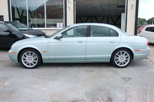 2007 JAGUAR S-TYPE 3.0 V6 4DR AUTOMATIC SOLD (picture 2 of 6)