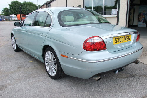 2007 JAGUAR S-TYPE 3.0 V6 4DR AUTOMATIC SOLD (picture 3 of 6)