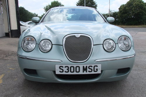 2007 JAGUAR S-TYPE 3.0 V6 4DR AUTOMATIC SOLD (picture 4 of 6)