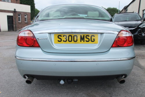 2007 JAGUAR S-TYPE 3.0 V6 4DR AUTOMATIC SOLD (picture 5 of 6)