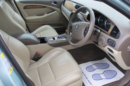 2007 JAGUAR S-TYPE 3.0 V6 4DR AUTOMATIC SOLD (picture 6 of 6)