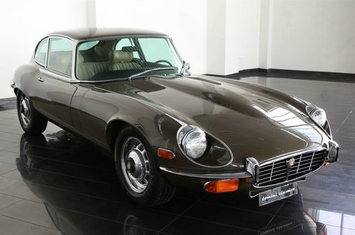 Jaguar E-Type Series III V12 2+2 (1971) For Sale (picture 1 of 6)