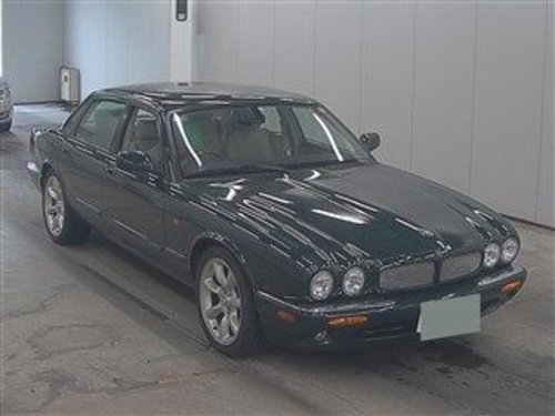 Jaguar XJR 2001 Model Year, 44k rust free car due in For Sale (picture 1 of 3)