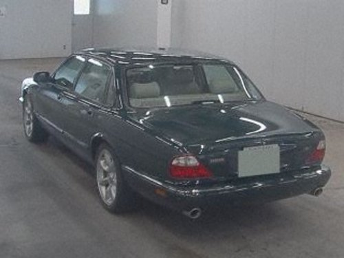 Jaguar XJR 2001 Model Year, 44k rust free car due in For Sale (picture 2 of 3)
