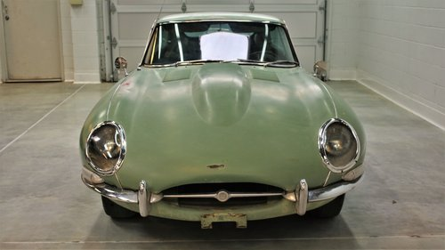 1967 Jaguar XKE Fixed Head Coupe - Very original SOLD (picture 1 of 1)