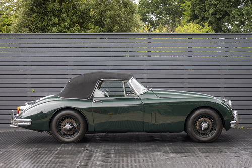 1960 JAGUAR XK150 3.8 S DHC, RHD For Sale (picture 3 of 6)