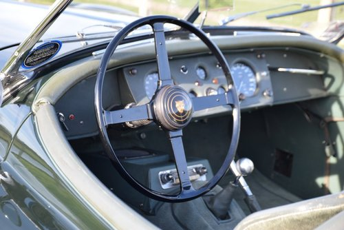 1956 XK 140 OTS ROADSTER For Sale (picture 4 of 5)